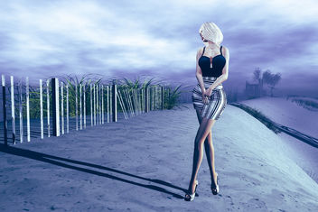 Sima Dress by United Colors @ Kustom9 - бесплатный image #422485