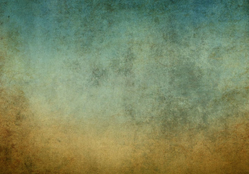 Blue And Brown Grunge Wall Free Vector Texture - vector gratuit #422625