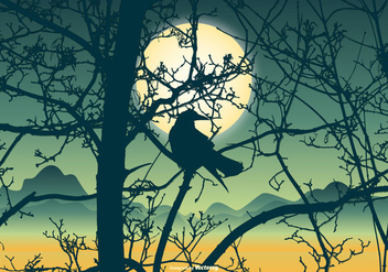 Beautiful Nature Scene - vector #423565 gratis
