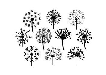 Free Blowball Vector - Free vector #423795