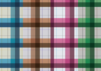 Set Of Flannels - vector gratuit #424175