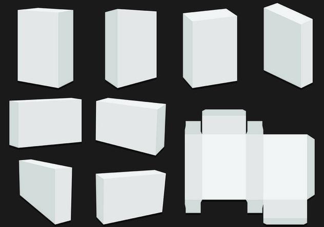 soap box design template - template of soap box vector