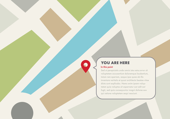 Spotting Your Location Vectors - vector gratuit #425735