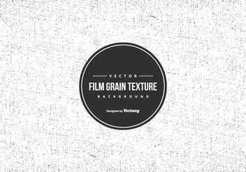 Film Grain Vector Texture - бесплатный vector #425855