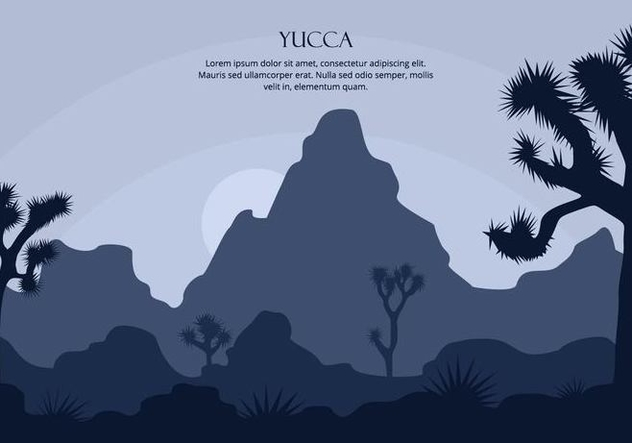 Yucca Background - Free vector #427155