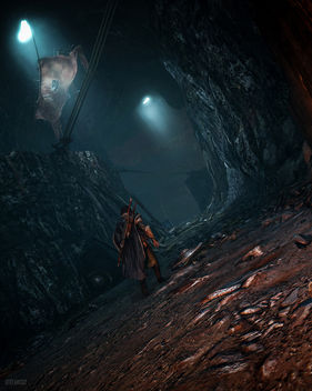Middle Earth: Shadow of Mordor / At the End of the Tunnel - Kostenloses image #427895