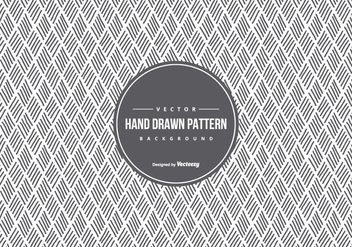 Cute Hand Drawn Pattern Background - vector #428635 gratis