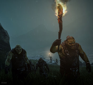 Middle Earth: Shadow of Mordor / The March of Uruks - Kostenloses image #429715