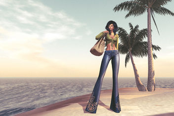 Outfit Violet by SP Piaggio for Spring Hunt - бесплатный image #429775