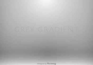 Grey Gradient Background - Vector - vector #429825 gratis