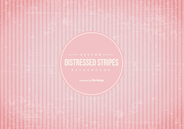 Distressed Stripes Background - vector gratuit #430405