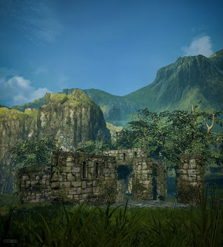 Middle Earth: Shadow of Mordor / Overgrown - Free image #430865