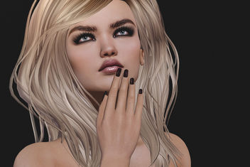 Smoky Eyeshadow for Catwa by Arte @ The Chapter Four - Free image #431365
