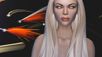 Eyeshadow Terra & Lips Prima by Zibska @ The Seasons Story - Free image #431405