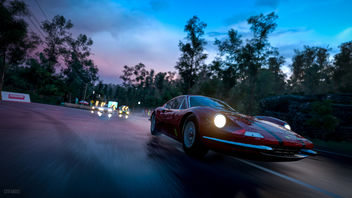 Forza Horizon 3 / Racing at Dawn - бесплатный image #432915