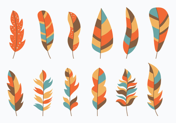 Pluma Collection - vector gratuit #433255
