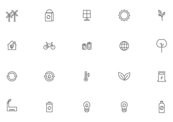 Free Earth Day Icon Vectors - vector gratuit #433335