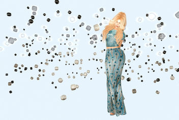 Aealla Mermaid Gown by Prism @ Designer Showcase - бесплатный image #433355