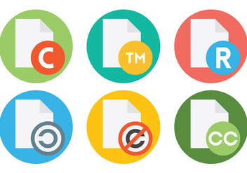 Free Copyright Vector Icons - Kostenloses vector #433485