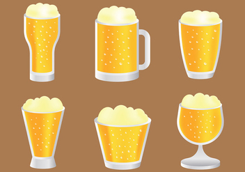 Free Cerveja Vector Icons - Kostenloses vector #434045