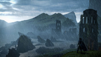 Middle Earth: Shadow of Mordor / The Overlook - image gratuit #434565
