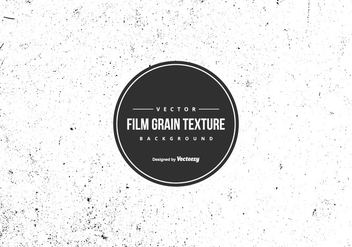 Vector Film Grain Texture Background - vector #434765 gratis