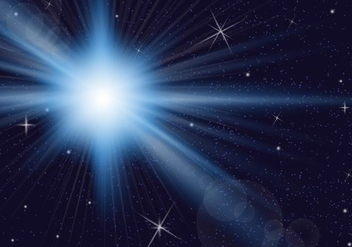 Supernova Space - Free vector #434805