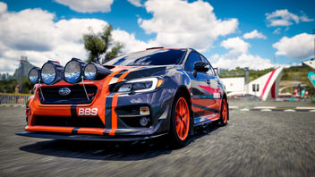Forza Horizon 3 / Cruising with the Subaru WRX STI 2015 - image #436055 gratis