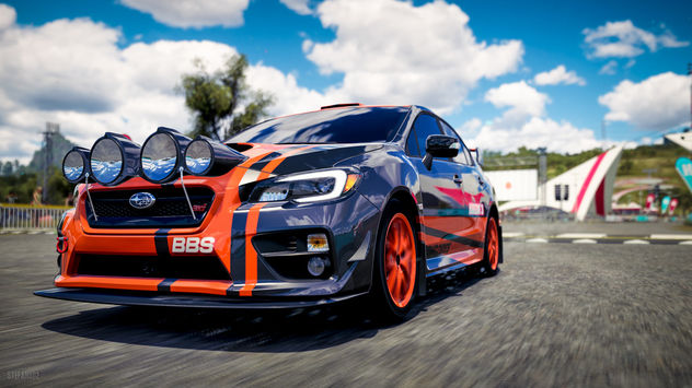 Forza Horizon 3 / Cruising with the Subaru WRX STI 2015 - Kostenloses image #436055