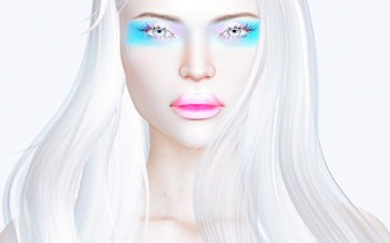 Svaro Eyemakeup & Lips by Zibska @ The Crossroads - бесплатный image #436155