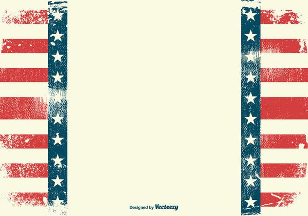 grunge american patriotic background free vector download 436175