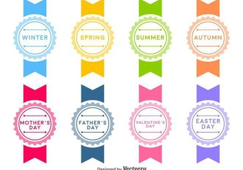 Vector Flat Banners For Any Use - Free vector #436255