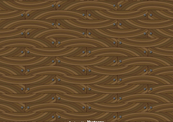Wood Texture - Seamless Pattern - Free vector #436585