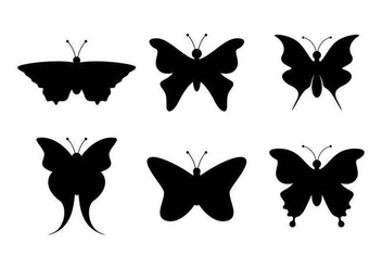 Free Beautiful Mariposa Vector - бесплатный vector #437155