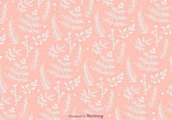 Vector Floral Pattern - Free vector #438715