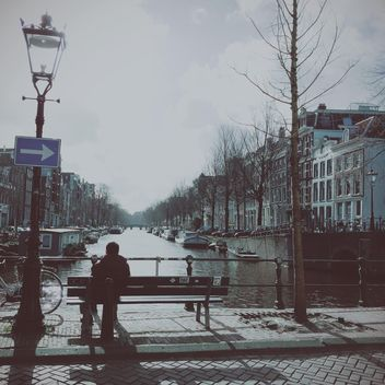 Amsterdam oldcity - image gratuit #439255