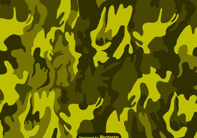 Digital Multicam Vector Pattern - Free vector #440305
