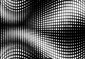 Vector Squared Halftone Texture - Free vector #443015