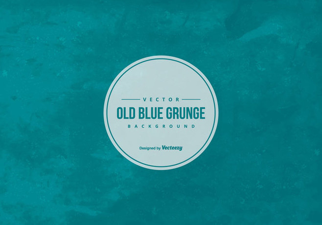 Blue Grunge Background - Free vector #444965