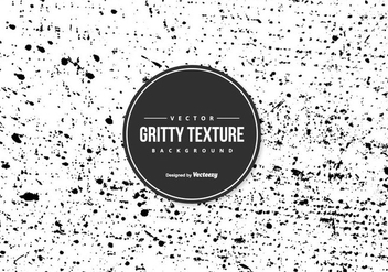 Gritty Style Grunge Texture - vector gratuit #445525
