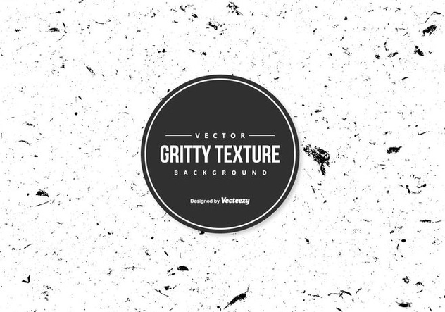 Gritty Grunge Background Texture - vector gratuit #446355