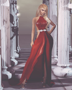 Beatrice Gown by Masoom @ Tres Chic Event - image #446425 gratis
