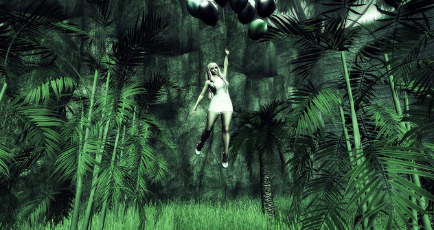 LOTD 53: Jungle Escape (gifts and freebies) - Free image #447075