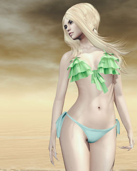 Leticia Bikini by La Perla @Designer Showcase - бесплатный image #447105