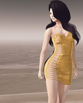Passion dress by Masoom @ Ultra - Free image #447135