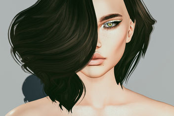 Vanessa Mesh Head by Akeruka & Sandy Shadow by SlackGirl @ Secret Affair - Free image #447305