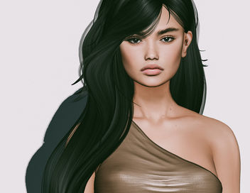 Skin Eva (Fiore Applier) by theSkinnery @ Collabor88 - Kostenloses image #447725