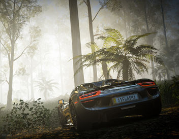 Forza Horizon 3 / The Morning Mist - image gratuit #447745