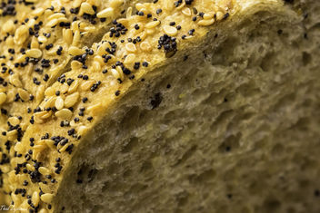 Nine-Grain Sourdough Bread -- HMM - Free image #447915