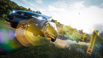 Forza Horizon 3 / Make the Jump (Alt) - image gratuit #448155